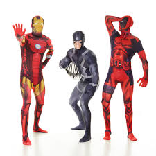 morph halloween costume morphcostumes expands its superhero costume collection with in