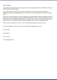 what should a cover letter include excellent professional job