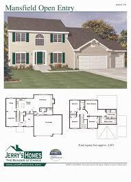 cozy design 11 4 bedroom 3 bath 1 story house plans 2 homeca