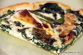 cuisiner epinard frais tarte épinards frais vache qui rit recette marcia tack