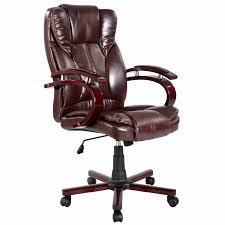 desk task office chair high back executive computer new style brown