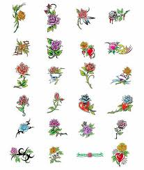 roses with thorns tattoos what do they mean tattoos designs