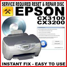 epson printer reset ebay