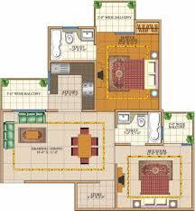 bhk house plan sq ft moncler factory outlets com log cabin floor