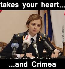 Natalia Meme - natalia poklonskaya by amer amer meme center