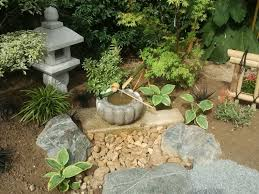 japanese ornament japanese garden with fountain and japanese ornament tranquil and