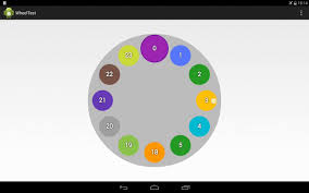 android pattern source code wheelview android custom views