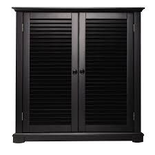 home decorators collection shutter 35 in w weathered oak 2 door