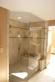 Glass Shower Doors San Diego Angled Glass Shower Wall Patriot Glass And Mirror San Diego Ca