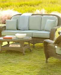 Willowbrook Patio Furniture Sandy Cove Outdoor Seating Collection Created For Macy U0027s Cove