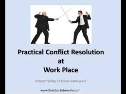 Counselling At Workplace Ppt Conflict Resolution At Workplace