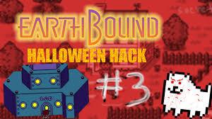 halloween lab the true lab toby fox u0027s earthbound rom part 3 halloween