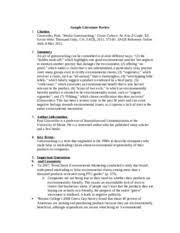 Case Study Sample  Alternatives