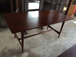 Solid Top Dining Table by My Vintage