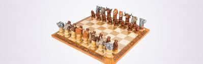 theme chess sets big five chess set kumbula shop