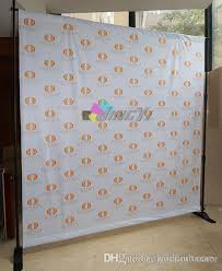 backdrop stands telescopic banner stand jumbo background display stand ordinary