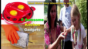 5 awesome kitchen gadgets youtube