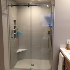 My Shower Door Glass Definition 106 Photos 55 Reviews Glass Mirrors