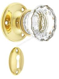 Brass Door Knobs Square Door Knob Manufacture Solid Brass Rosette Mortise Lock Set