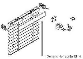 Levolor Vertical Blinds Installation Instructions Levolor Riviera Lightmaster Metallic 1 Inch Aluminum Mini Blind