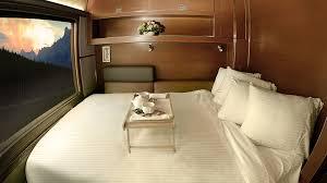 amtrak bedroom suite across canada in a via rail sleeper trains travel with jim loomis