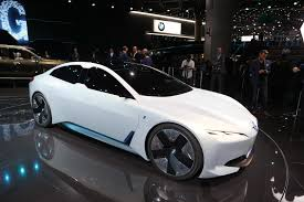 bmw i vision dynamics concept inspired i5 to spark new era of i