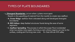 plate tectonics earthquakes u0026 volcanoes ppt download