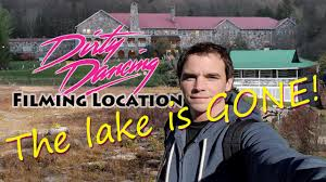 where was dirty dancing filmed the lake is gone dirty dancing filming location mountain lake
