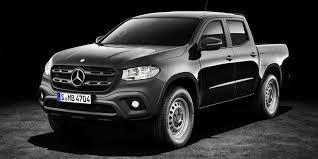mercedes pick up mercedes x class details confirmed 2018 mercedes benz pickup truck