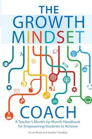 amazon com the growth mindset coach a teacher u0027s month by month