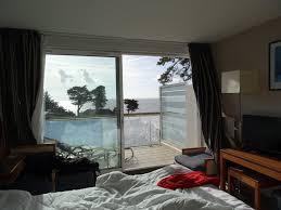 chambre vue mer avec balcon aménagé photo de alliance pornic