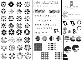 cultivate labs blog logo is a four letter word branding