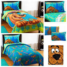 Scooby Doo Bed Sets Scooby Doo 5 Bed In A Bag Bedding Set Reversible