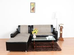 Leather Sofa Price In Bangalore Ritz Leather L Shape Sofa Set By Crystal Furnitech Buy And Sell