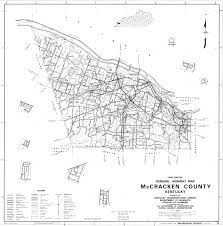 Map Of Kentucky Counties Livingston County Area Maps