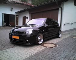 renault 4 tuning photos of renault clio ii 1 6 photo tuning renault clio ii 1 6 01