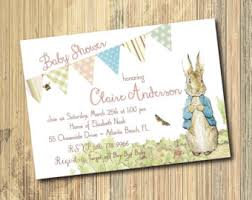 rabbit baby shower rabbit baby shower invitations rabbit baby shower