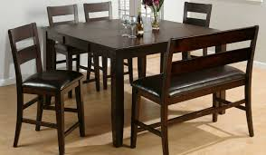 table dining room benches wonderful dining room table with bench