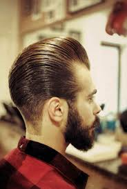 long trim pompadour man haircut barbershop pinterest