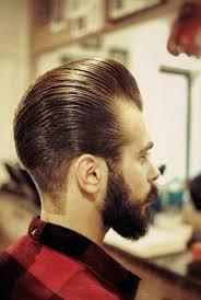 long trim pompadour man haircut barbershop pinterest