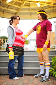 the perfect maternity halloween costume charmed valerie