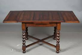 antique draw leaf table interesting antique bar table with english antique oak draw leaf pub