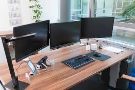 Schreibtisch 1 Meter Breit Bürobeleuchtung U2013 Darauf Sollten Sie Achten Büromöbel Experte