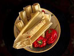 easy chile cheese tamales from mj s kitchen