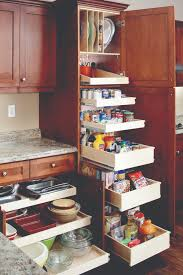 Pantry Cabinet With Pull Out Shelves by Pantry Cabinet Pantry Cabinet Slide Out Shelves With Install Pull
