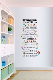 The  Best Disney Wall Art Ideas On Pinterest Disney Decals - Disney wall decals for kids rooms