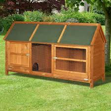 Cheap Rabbit Hutch Home U0026 Roost U2013 Wordsworth Extra Large Rabbit Hutch