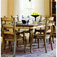 Hooker Dining Tables by Hooker Furniture 478 75 200 Vineyard Rectangle Dining Table In