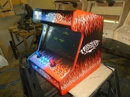Tabletop Arcade Cabinet Monster Arcades Custom Arcades