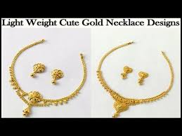 gold necklace designs simple images Simple gold necklace white house designs jpg